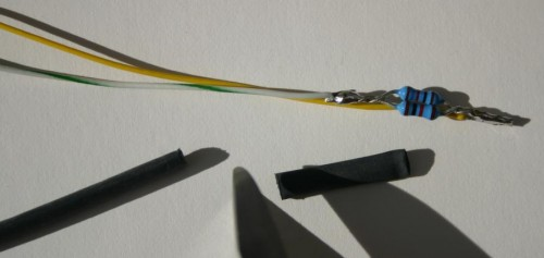 Resistor Cable